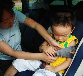 保护儿童乘车安全准车主需参考的主流儿童安全配置