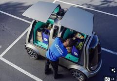 克罗格采用Nuro的R1无人驾驶车辆 开展 为用户提供当天或隔天配送服务