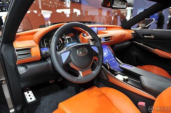 日前,据外媒报道,雷克萨斯将量产此前在巴黎车展亮相的LF-CC概念车
