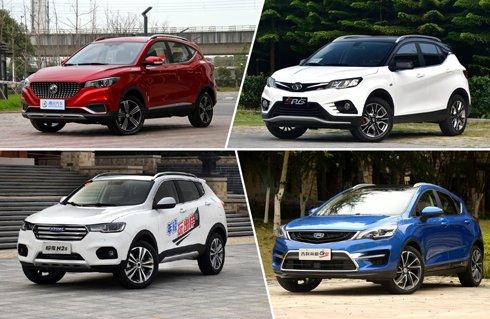 8万元买到高品质 7月热销自主小型SUV推荐