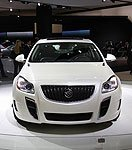 2012款君威GS北美车展亮相