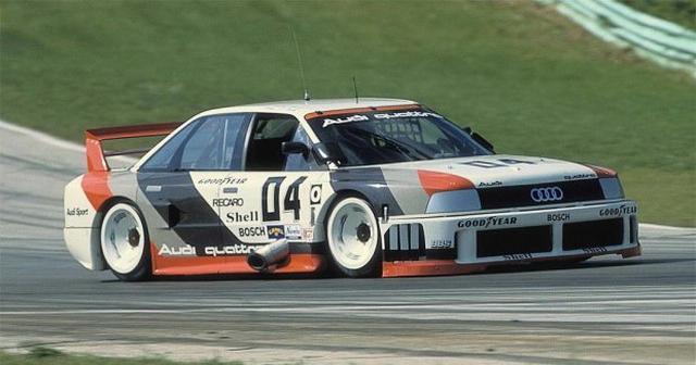 致敬经典 奥迪TT clubsport turbo概念车
