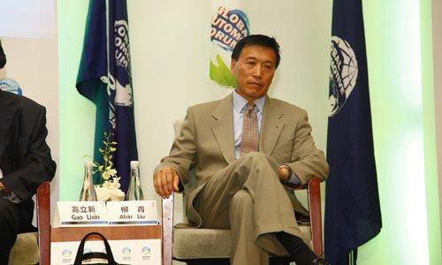 柳青:中国汽车业走向节能环保更有优势