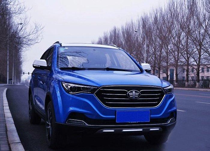 蓝旗司令官-奔腾X40提车两周有感