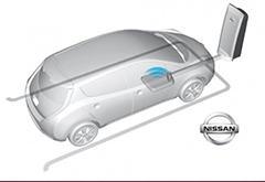 日产将联手WiTricity开发新电动汽车无线充电技术