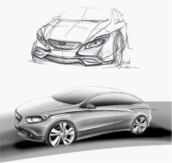 [上海车展探营]传祺紧凑级新车GA3全球首发