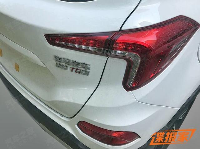 海马全新S5 1.2T车型无伪装谍照曝光:1.2T直喷+7DCT