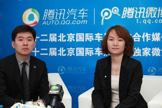 刘震:凯迪拉克4S店年底将增加到100家