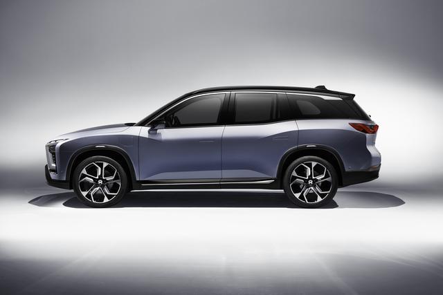 高性能纯电7座SUV 蔚来ES8将年底公布