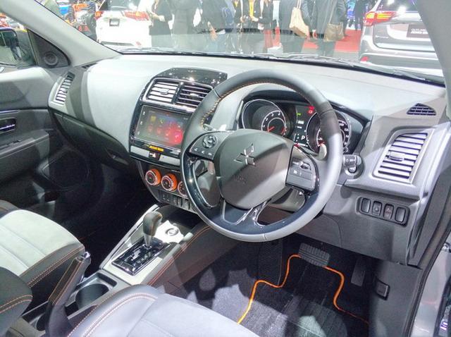 三菱劲炫ASX特别版发布 配备四驱系统