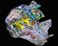 福特――POWERSHIFT双离合器变速箱