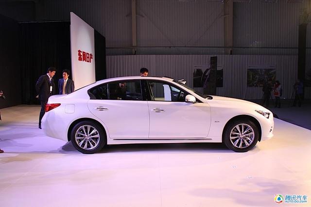 英菲尼迪Q50L今日上市 共发布5款车型