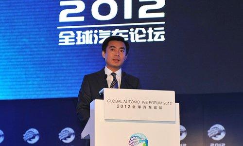 刘超:成都汽车产业正在驶入快速发展道路
