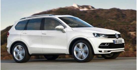 有国外媒体称,大众途观与途锐之间在美国的空白市场达到了将近2万美元的区间,大众自然也意识到了这一点,因此这家汽车公司目前正在全力为美国市场研发一款中型的SUV