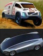 太阳能汽车solar car