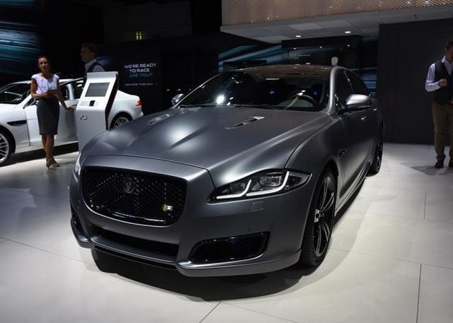 基于I-PACE平台打造 捷豹将推更多纯电动车