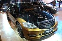 劳伦士458万S70 售价堪比超跑