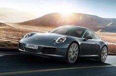 保时捷新款911 Carrera