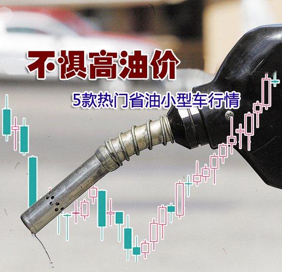 [车价调查]不惧高油价 5款省油小型车行情