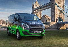 福特将在英投放低排放混动货车