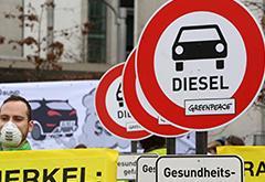 德国自食其言 无法达到自己的2020年环保目标