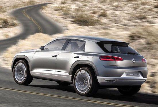 [海外车讯]大众换代tiguan将推3个版本车型