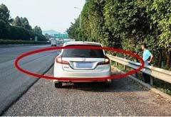 高速上只有这2种情况 占用应急车道不会被罚