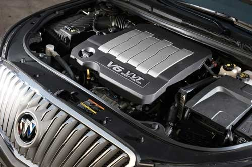 别克君越3.0L SIDI引领V6发动机革新浪潮