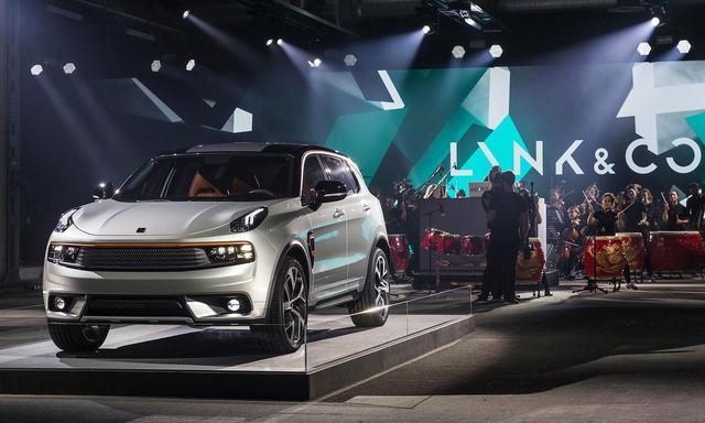 吉利Lynk & Co首款车型将亮相上海车展