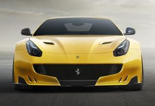 法拉利F12tdf发布 致敬环法全球限量799台