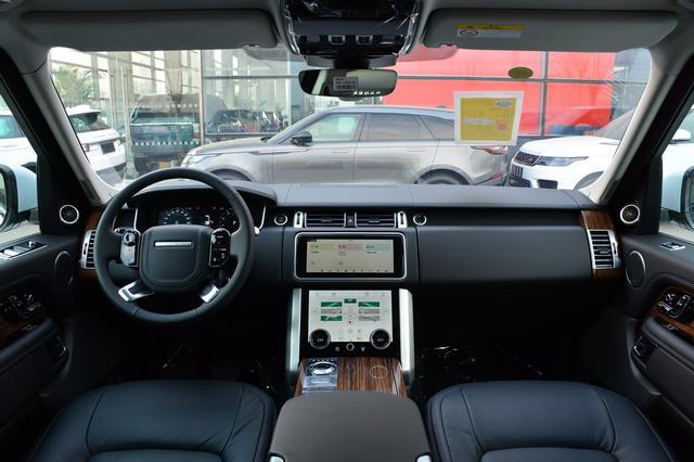 社会人专属座驾 百万级气场型SUV了解一下