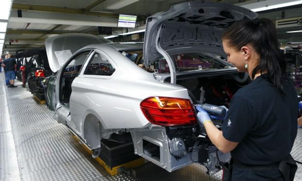涨薪谈判无果 德国汽车行业欲罢工一天