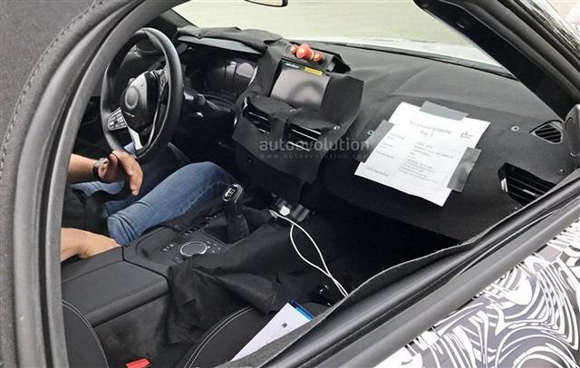 8月17日表态 宝马全新Z4观点车预告图