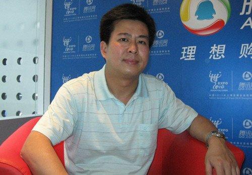 曾业辉:北京车展给未来着色 绿色是主题