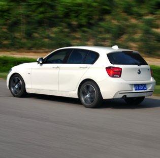 宝马1系--BMW式的动态表现