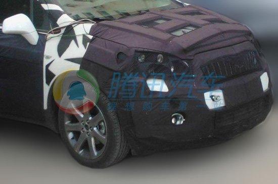 [国内谍报]国产别克Encore将于北京车展发布