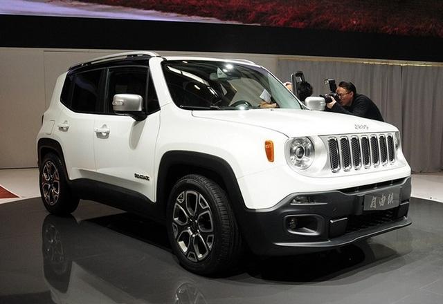 jeepsuv车型_jeep将推全新小型suv车型 比自由侠还入门
