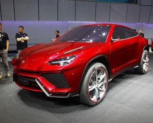 兰博基尼SUV概念车Urus首发亮相