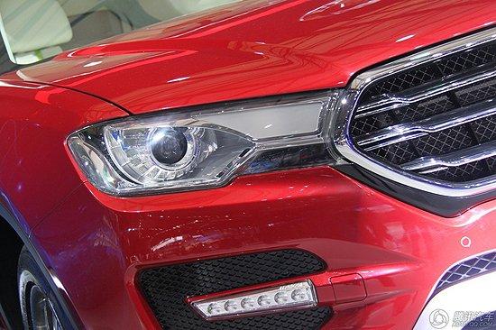 [新车解析]哈弗H7亮相车展 有望于年底上市