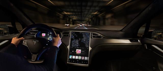 特斯拉将通过新人工智能和视觉神经网络实现自动驾驶