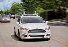 调查显示福特在自动驾驶领域排行第一 竞争依旧激烈