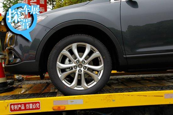 [上海车展探营]马自达CX-9车展亮相