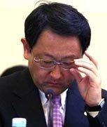 丰田汽车总裁 丰田章男