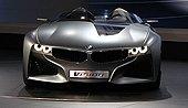 宝马新混动超跑概念车_日内瓦车展_腾讯汽车