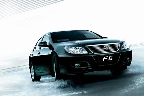 F6新财富版:超值口碑成就标杆车型