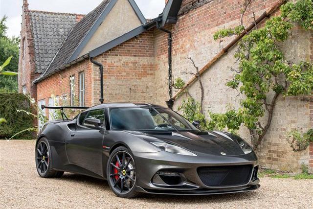 路特斯最强车型公布 GT430全球限量60台