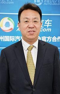 一汽吉林汽车有限公司副总经理郭金城