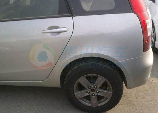 有望上海车展首发 风行SUV B20实拍曝光