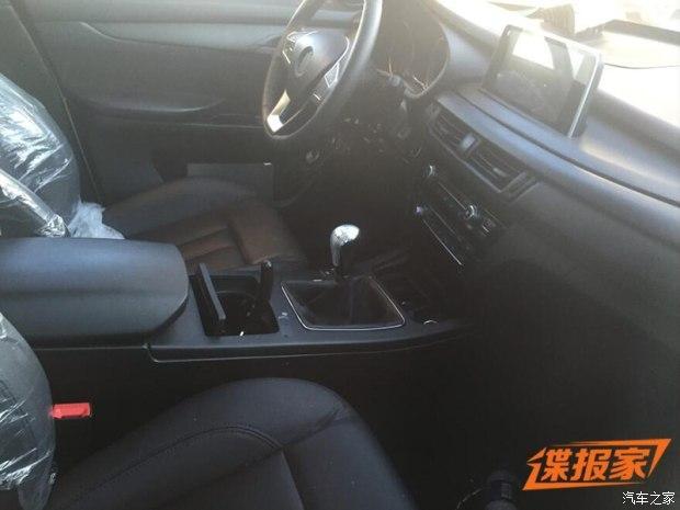 多款SUV亮相 汉腾汽车品牌5月9日将发布
