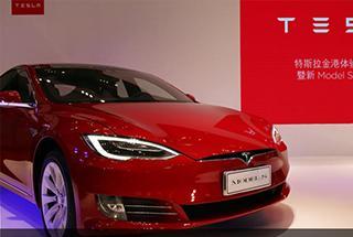 特斯拉新Model S动了哪些地方?